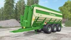 Krone TX 430 north texas green für Farming Simulator 2017