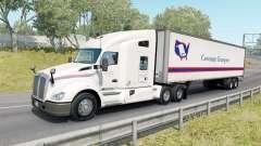 Painted Truck Traffic Pack v2.0.2 für American Truck Simulator