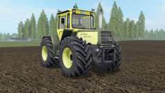 Mercedes-Benz Trac 1300&1500 Turbo pour Farming Simulator 2017