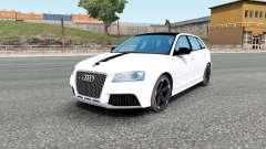 Audi RS 3 Sportback (8PA) 2011 für Euro Truck Simulator 2