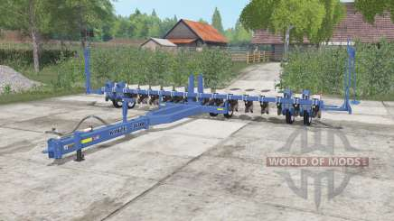 Kinze 3600 steel blue pour Farming Simulator 2017
