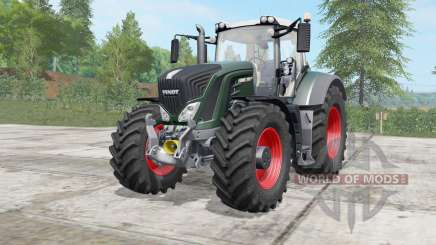 Fendt 930 Vario gable green für Farming Simulator 2017
