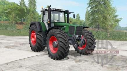 Fendt Favorit 816-824 Turboshift pour Farming Simulator 2017
