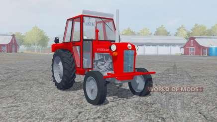 IMT 539 DeLuxe red für Farming Simulator 2013