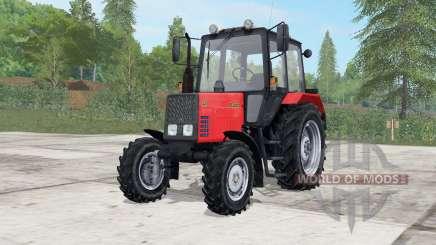 MTZ-820 Biélorussie lumière de couleur rouge pour Farming Simulator 2017