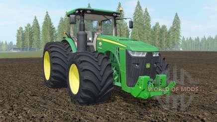 John Deere 8245R-8400R 2014 pour Farming Simulator 2017
