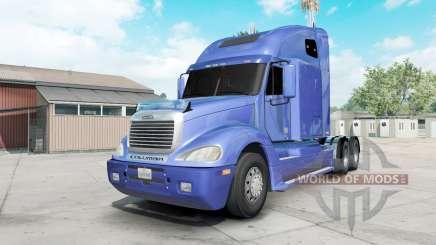 Freightliner Columbia vista blue für American Truck Simulator
