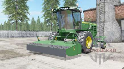 John Deere W260 sea green pour Farming Simulator 2017