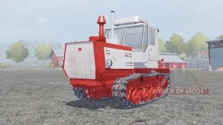 T-150-05-09 leuchtend rote Farbe für Farming Simulator 2013