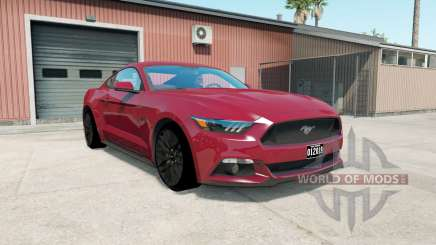 Ford Mustang GT fastback 2014 für American Truck Simulator