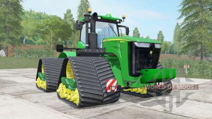 John Deere 9560RX north texas green für Farming Simulator 2017