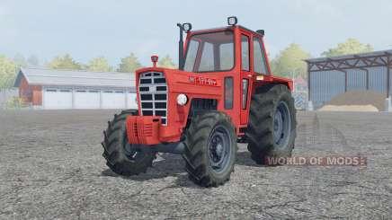 IMT 577 DV sunset orange für Farming Simulator 2013