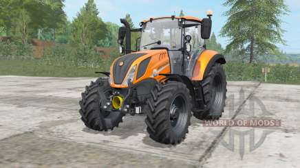 New Holland T5.120 Gᶏmling Edition für Farming Simulator 2017
