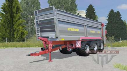 Strautmann PS 3401 quick silver pour Farming Simulator 2015