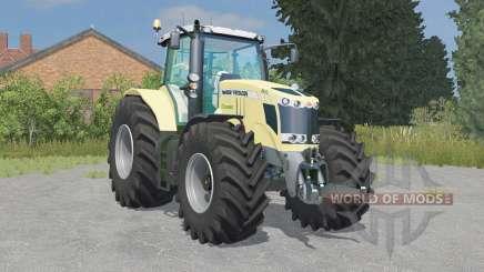 Massey Ferguson 7726 Krone Edition pour Farming Simulator 2015