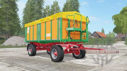 Kroger Agroliner HKD 302 sea buckthorn für Farming Simulator 2017