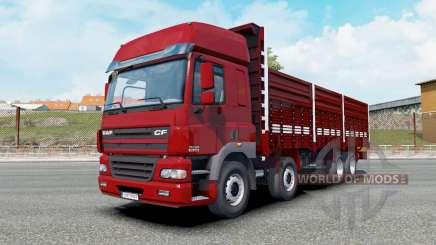 DAF CF85.530 8x4 Space Cab für Euro Truck Simulator 2