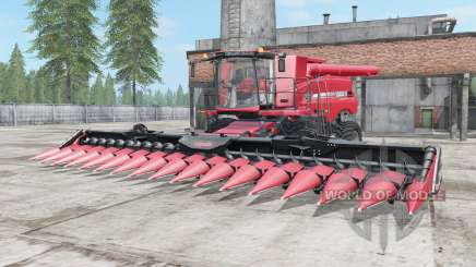 Case IH Axial-Flow 9230 profonde cᶏrmine rose pour Farming Simulator 2017