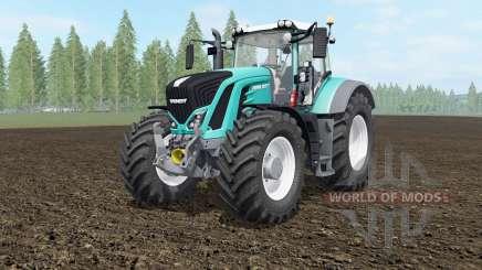 Fendt 927-939 Vario robin egg blue für Farming Simulator 2017