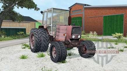 UMZ-6 KM / dual-Rädern für Farming Simulator 2015