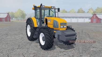 Renault Ares 610 RZ change wheels für Farming Simulator 2013