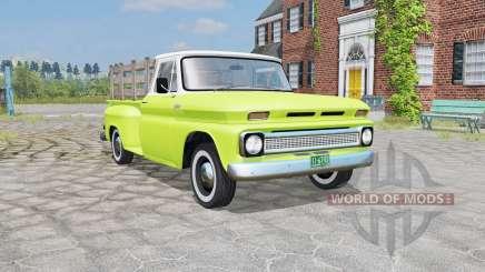 Chevrolet C10 Stepside (C14) 1966 für Farming Simulator 2015