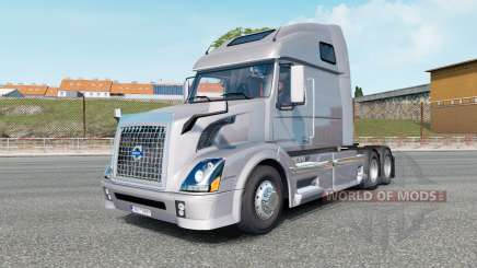Volvo VNL 670 gainsboro für Euro Truck Simulator 2