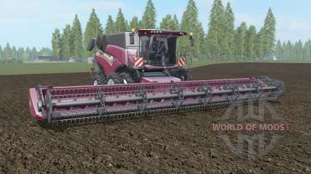 New Holland CR10.90 hippie pink pour Farming Simulator 2017