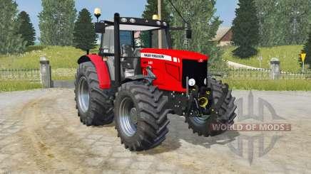 Massey Ferguson 6480 FL console für Farming Simulator 2015