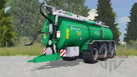 Samson PGII 27 jade für Farming Simulator 2015