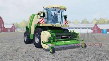 Krone BiG X 1100 wheel options für Farming Simulator 2013