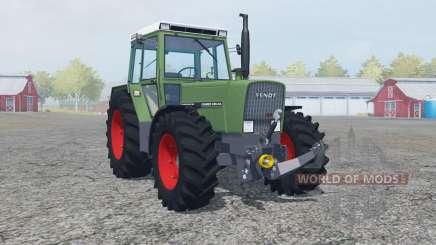 Fendt Farmer 309 LSA Turbomatik FL pour Farming Simulator 2013