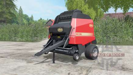 Vicon RV 2190 coral red pour Farming Simulator 2017