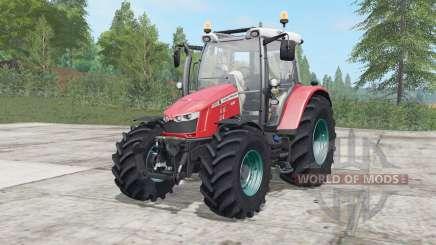 Massey Ferguson 5710-5713 S für Farming Simulator 2017