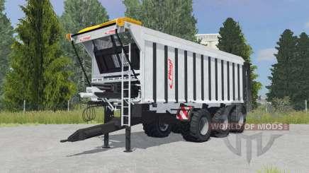 Fliegl Gigant ASW 381 für Farming Simulator 2015