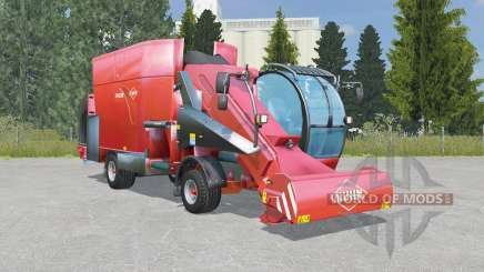 Kuhn SPW 25 light brilliant red für Farming Simulator 2015