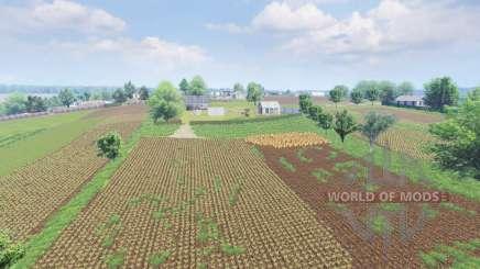 Cherkasy region v1.1 für Farming Simulator 2013