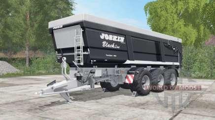 Joskin Trans-Space 7000-23BC150 high capacity für Farming Simulator 2017
