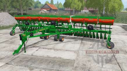 Stara Absoluta 35 north texas green pour Farming Simulator 2017