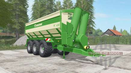 Krone TX 430 high capacity für Farming Simulator 2017