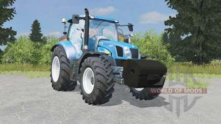 New Holland TS135A pour Farming Simulator 2015