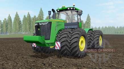 John Deere 9460R-9560R für Farming Simulator 2017