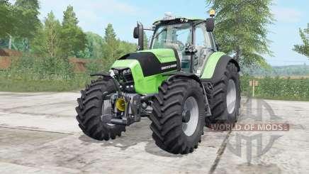 Deutz-Fahr 7210-7250 TTV Agrotron für Farming Simulator 2017