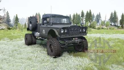 Kaiser Jeep M715 tundora pour MudRunner