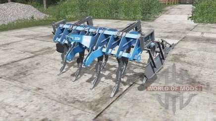 Sicma Bronty 3000 spanish sky blue pour Farming Simulator 2017