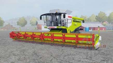 Claas Lexion 780 TerraTrac & Vario 1200 für Farming Simulator 2013