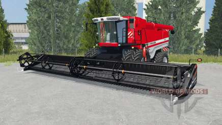 Massey Ferguson 9895 light brilliant red pour Farming Simulator 2015