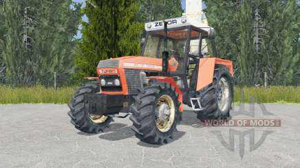 Zetor 12145 forest hit pink pour Farming Simulator 2015