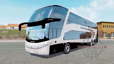 Marcopolo Paradiso 1800 DD (G7) für Euro Truck Simulator 2