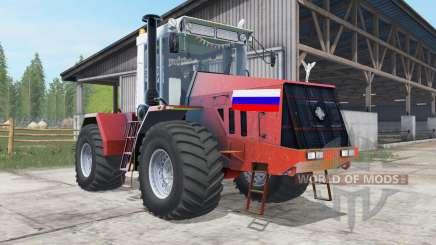 Kirovets K-744R3 rote Farbe für Farming Simulator 2017